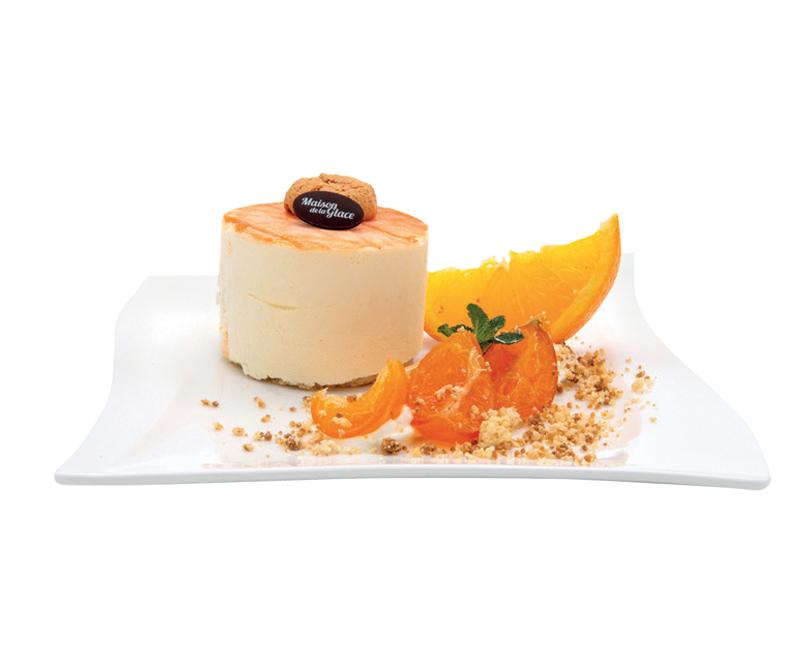 Dessert Parfait Grand Marnier