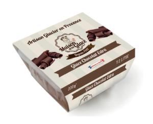 Glace chocolat extra Maison de la Glace